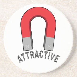Attractive Magnet Coaster