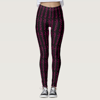 Attrevida leggins leggings