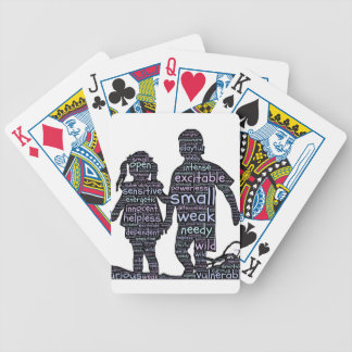 Attrikid Bicycle Playing Cards