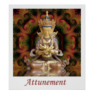 Attunement Poster