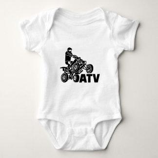 ATV BABY BODYSUIT