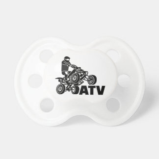 ATV BABY PACIFIERS