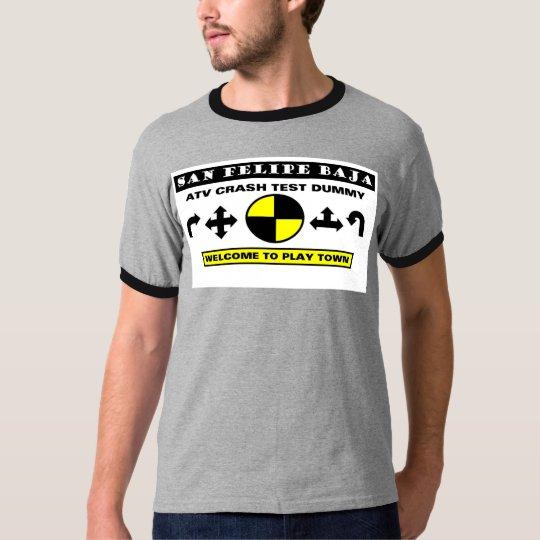ATV CRASH TEST DUMMY (VINTAGE) T-Shirt