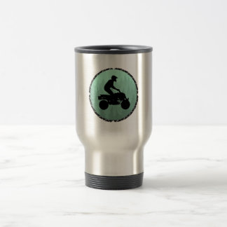 ATV DREAM LAND TRAVEL MUG