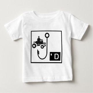 ATV Hooked Baby T-Shirt