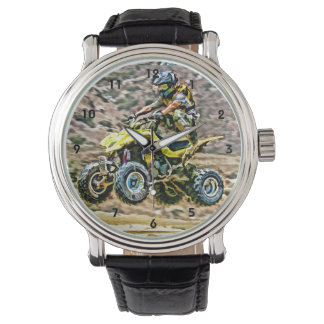 ATV Off Road Running Watch