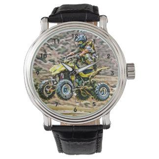 ATV Off Road Running Wristwatches