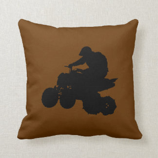 ATV THROW PILLOW