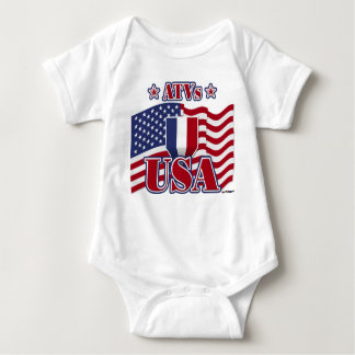 ATVs USA Baby Bodysuit