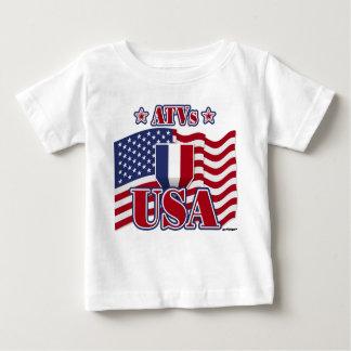 ATVs USA Baby T-Shirt