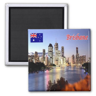 AU - Australia - Brisbane - By Night Magnet