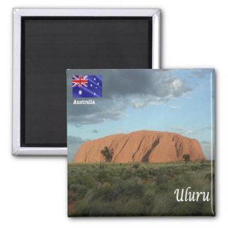 AU - Australia - Uluru - Ayers Rock Magnet
