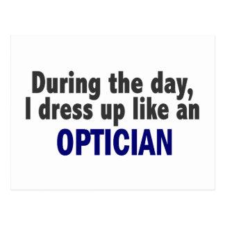 Au cours de la journée je m habille comme un optic cartes postales