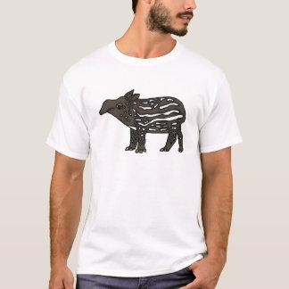 AU- Funny Tapir Cartoon T-Shirt