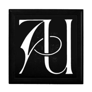 AU Monogram Gift Box