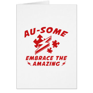 AU-SOME CARD