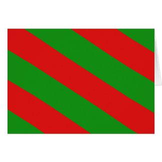 Aubange, Belgium Card