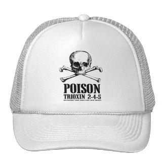 Aube de Trioxin 3-4-5 de zombi de poison des morts Casquette De Camionneur