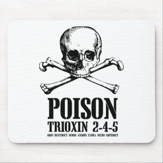 Aube de Trioxin 3-4-5 de zombi de poison des morts Tapis De Souris