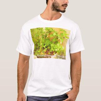 Aubergines & Marigold T-Shirt