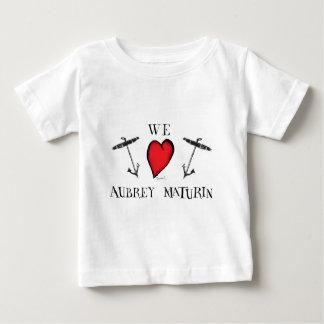aubrey maturin, tony fernandes baby T-Shirt
