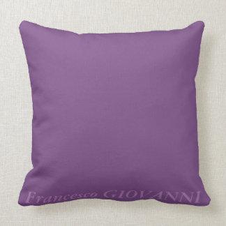 """Aubry Cotton Throw Pillow, Throw Pillow 20"""" x 20"""""""