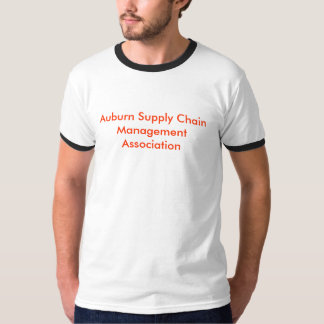 Auburn Supply Chain Management Association T Shirts