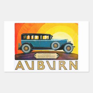 Auburn ~ Vintage Motor Car Advertisement
