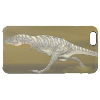 Aucasaurus dinosaur - 3D render Clear iPhone 6 Plus Case