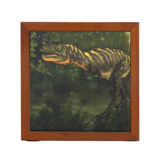 Aucasaurus dinosaur - 3D render Desk Organizer