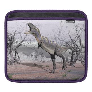 Aucasaurus dinosaur - 3D render iPad Sleeve