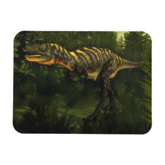 Aucasaurus dinosaur - 3D render Magnet