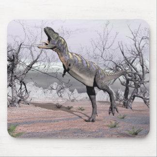 Aucasaurus dinosaur - 3D render Mouse Pad