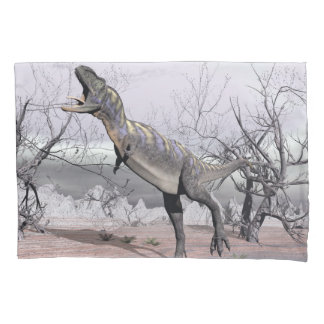 Aucasaurus dinosaur - 3D render Pillowcase