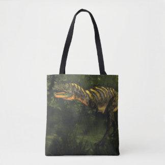 Aucasaurus dinosaur - 3D render Tote Bag