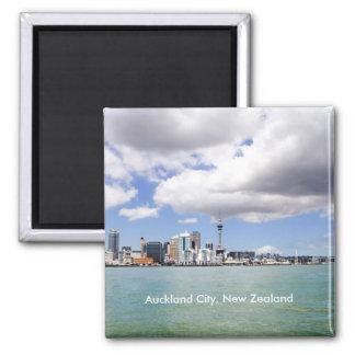 Auckland City, New Zealand Magnet
