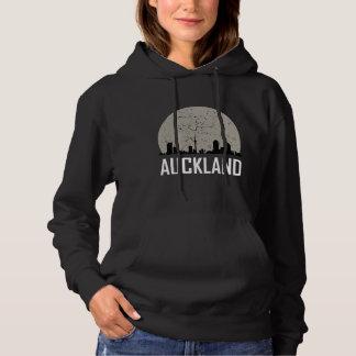 Auckland Full Moon Skyline Hoodie