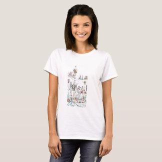 Auckland Sky Tower Women's T-Shirt
