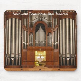 Auckland town hall organ mousepad