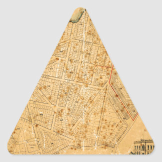 aucklandcity1863 triangle sticker