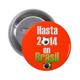 Auction 2014 en Brazil Pin