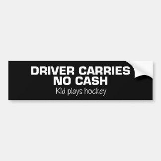 Aucun argent liquide hockey de jeu d enfants