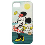 Aucun service | Minnie avec la guitare iPhone 5 Case