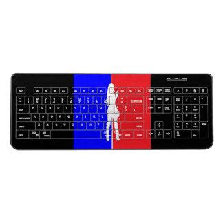 Audacious Annie Wireless Keyboard