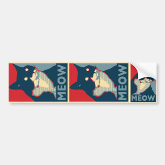 Audacity of Meow Sticker Set