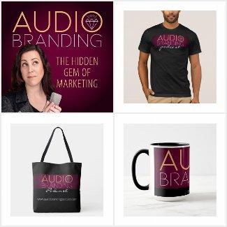 Audio Branding Podcast Merchandise