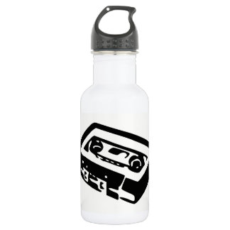 Audio Cassette 532 Ml Water Bottle