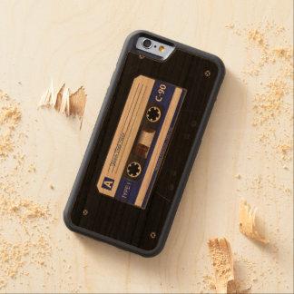 Audio Cassette Mix Tape Cherry iPhone 6 Bumper