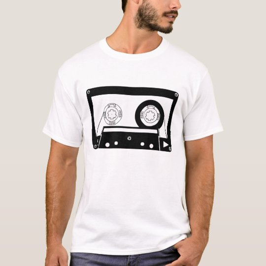 Audio Cassette T-Shirt