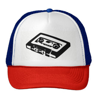 Audio Cassette Trucker Hat